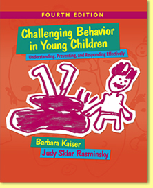Challenging Behavior in Young Children
